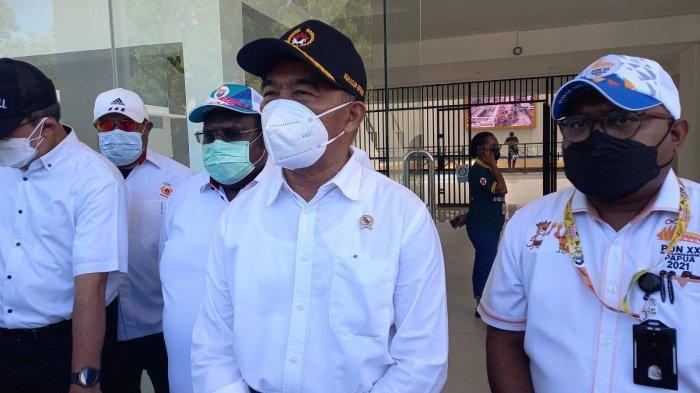 Menteri Muhadjir Efendy Sebut Dana Sisa Untuk PON Papua Sedang Diproses