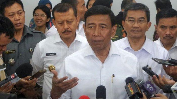 Personel TNI-Polri akan Ditarik jika Kondisi Papua Sudah Kondusif, Wiranto: Saya Jamin