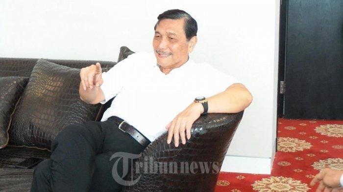 Jokowi Pilih Dia ketimbang Menkes untuk Tekan Corona, Luhut: Mungkin Presiden Lihat Ini Lebih Cepat