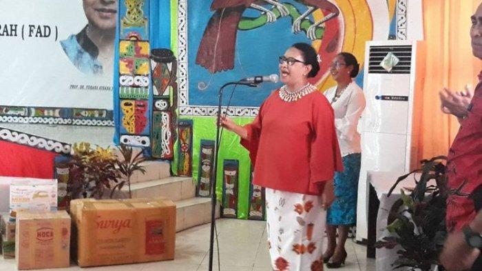 Harapan Menteri Asal Papua Yohana Yembise pada Puan Maharani: Pasti Akan Secepatnya Sahkan RUU PKS