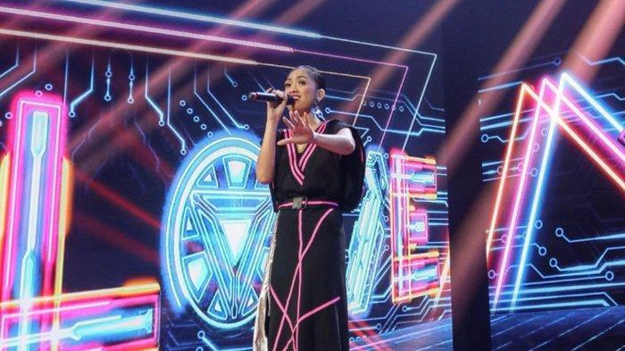 Dapat Voting Terendah, Mirabeth Tersingkir dari Indonesian Idol X