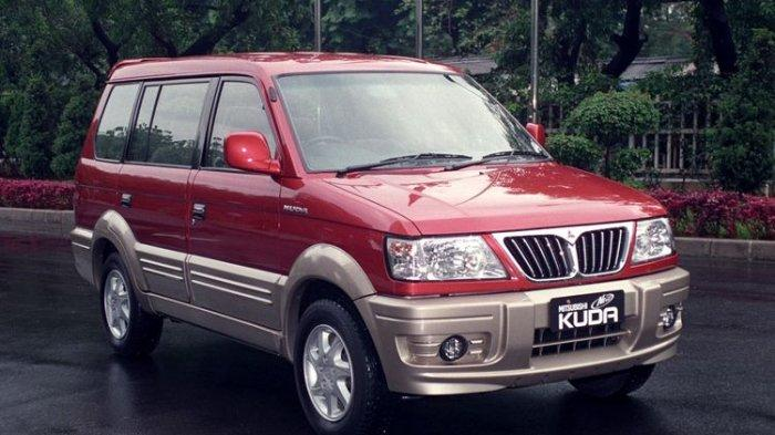 Mitsubishi Kuda jadi alternatif pilihan mobil bekas diesel.