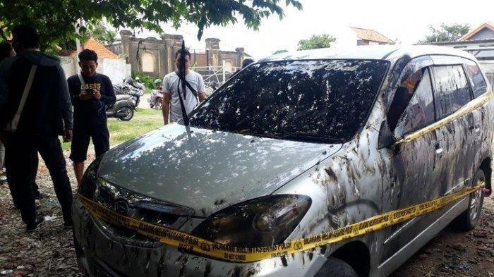 Mengaku Iseng dan Sedang Kecewa, Pria di Bali Membakar 7 Warung dan 2 Mobil