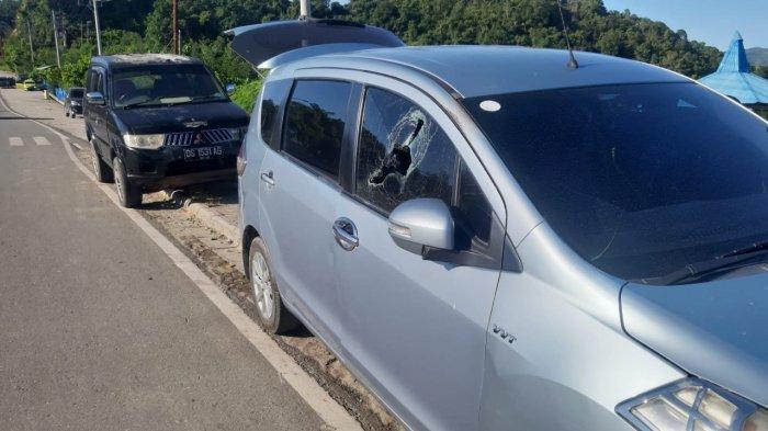 Polisi Dalami Kasus Pengerusakan Mobil Yang Dialami Ketua AJI Sekaligus Pimred Cepos