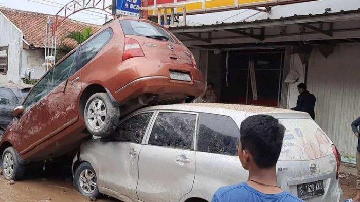 Mobilnya Hanyut karena Banjir, Pengakuan Warga Pondok Gede Permai Bekasai: Kami Enggak Nyangka!