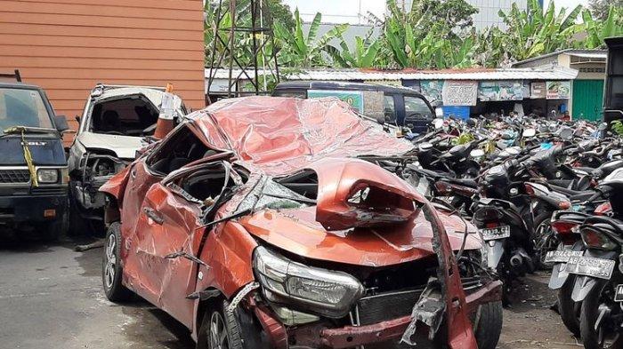 4 Orang Tewas saat Kecelakaan Maut Mobilio Vs Xpander di Sleman, Saksi: Ada Korban yang Bau Miras