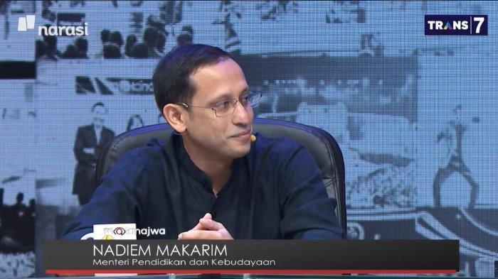 Curhat Nadiem yang Sempat Stres Jadi Menteri: Ujung-ujungnya Tak Apa Kita Sakit-sakitan, Kejegal