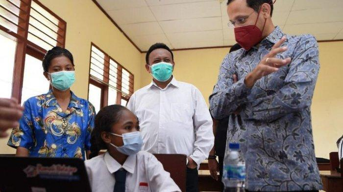 Kunjungi Sanggar Seni di Sorong, Mendikbud Komitmen Lestarikan Adat dan Budaya Papua Barat