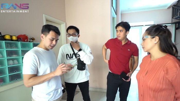 Raffi Ahmad Tuding Billy Syahputra Ingin Kuasai Harta Almarhum Olga: Gue Tahu Otak-otakkan Lo