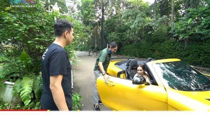 Gigi Pakai Mobil Mercy G63 Untuk DP Mobil Andre Taulany, Raffi Meradang: Demi Allah, Gua Gak Ikhlas