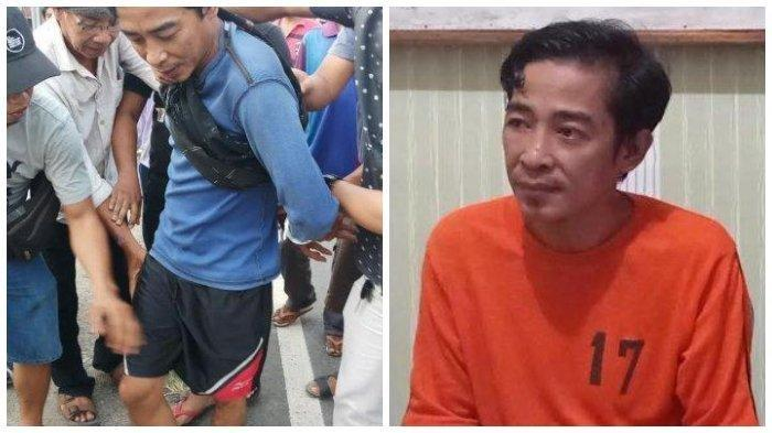 Jamal Bunuh Ayah Kandung Pakai Parang karena Kesal Ibu Kerap Dipukuli, Ini Pengakuannya