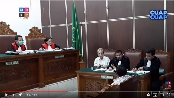 Hakim Sempat Tertawa Lihat Adu Mulut Nikita Mirzani dan Dipo Latief di Persidangan