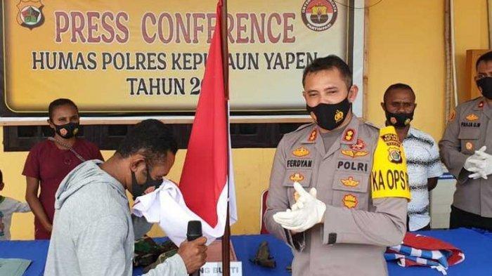 Sempat Ragu Serahkan Diri, Pentolan KKB Noak Orarei Akhirnya Berikar Setia ke NKRI: Saya Indonesia