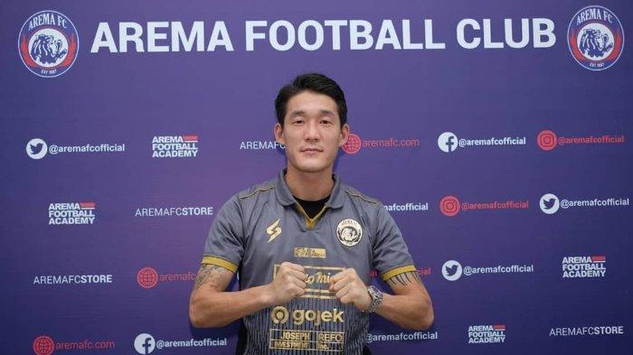 Mantan Gelandang Persipura Oh In Kyun Akui Ingin Gabung dengan Arema FC Sejak Lama