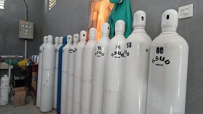 Tak Kebagian Tabung Oksigen, Tiga Pasien Covid-19 di RS Pratama Warmare Meninggal Dunia
