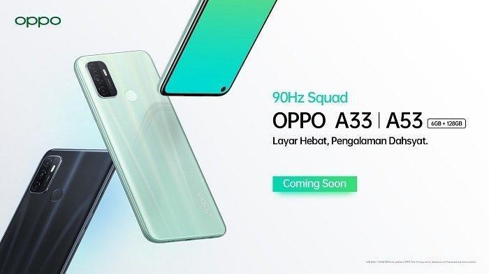 Dibanderol Rp 2 Jutaan, Ini Spesifikasi Oppo A33 yang Dilengkapi 3 Kamera