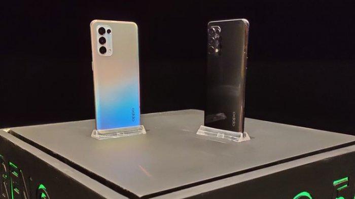 Spesifikasi dan Harga Terbaru Ponsel Oppo Terbaru Februari 2021, Oppo Reno5 Dibanderol Rp 4 Jutaan
