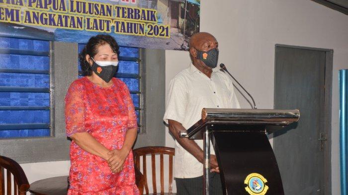 Rumah Peraih Adhi Makayasa Angkatan Laut asal Papua Dibedah