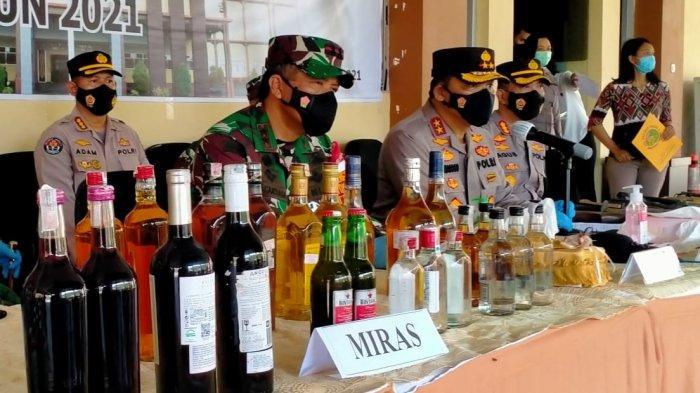TNI-Polri yang Terlibat Kasus Miras Bakal Dihukum, Pangdam Kasuari: Kalau Ada, Tolong Dilaporkan