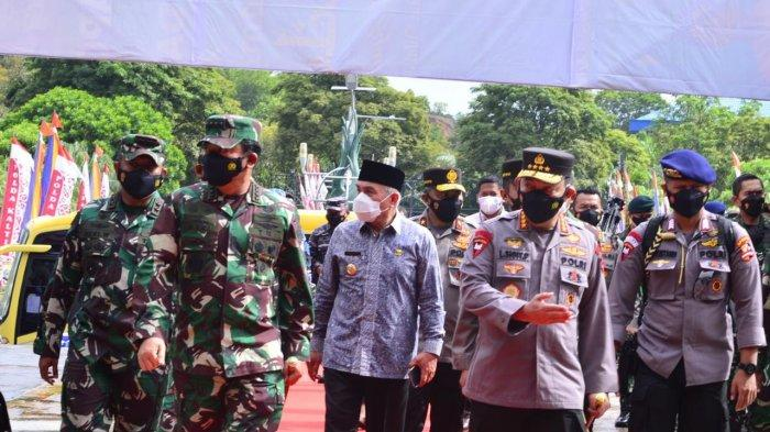 Dua Hari Berada di Jayapura, Ini Agenda Panglima TNI dan Kapolri