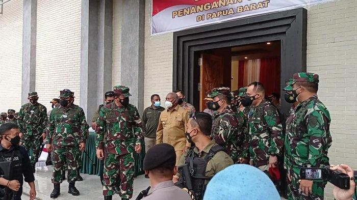 Panglima TNI dan Kapolri Apresiasi Penanganan Covid-19 di Kota Sorong