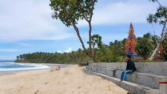 Viral Fenomena Langka Air Laut Bercahaya di Pantai Lampung, Lihat Sederet Potretnya