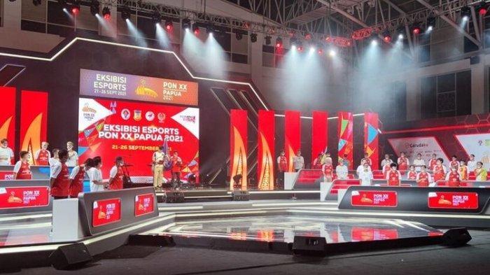 Cek Jadwal Pertandingan PES 2021 dan Lokakapa PON XX Papua Hari Ini
