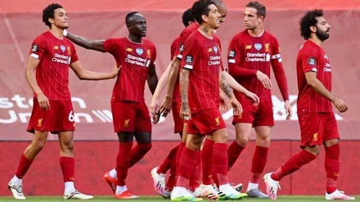 Hasil dan Klasemen Liga Inggris 2019-2020, Liverpool Juara Tanpa Bermain dengan Poin 86