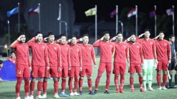 Hasil Timnas Indonesa U-23 vs Vietnam, Skor 0-1 Sementara Babak Pertama, Evan Dimas Keluar
