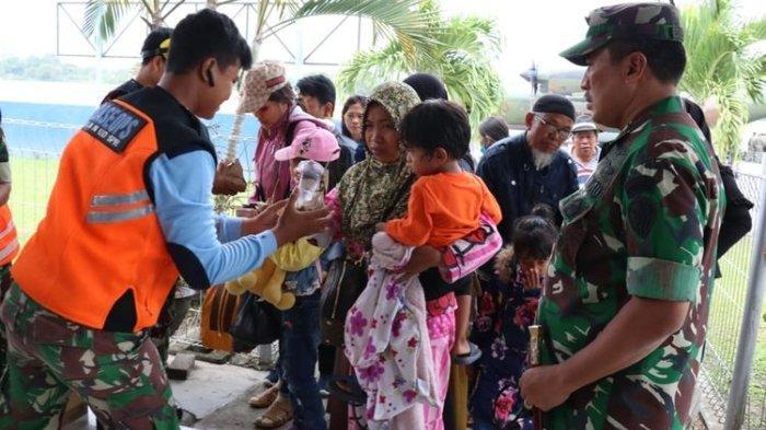 5 Fakta Nasib Pengungsi Kerusuhan Wamena, Ingin Pulang ke Kampung Halaman hingga Kurang Pakaian