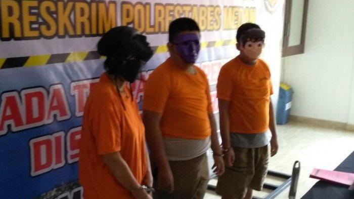 Kronologi Pembunuhan Sadis di Deli Serdang oleh 2 Eks Napi Asimilasi dan Seorang Ibu, Buat Sandiwara