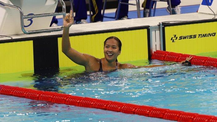 FOTO Patrisia Yosita Hapsari Raih Medali Emas PON XX Untuk Jawa Timur