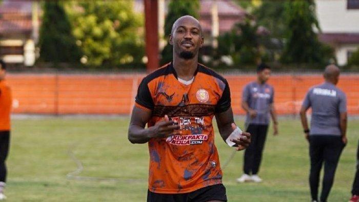 Paulo Henrique, Sang Top Skor Liga Indonesia Sementara dengan catatan empat gol