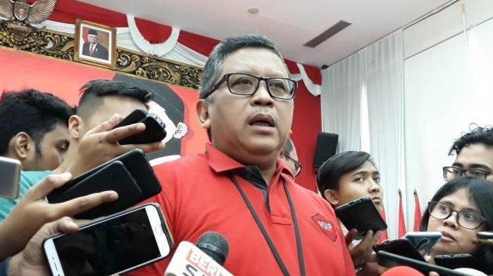 Sebut Solo sebagai Daerah Penting untuk PDIP, Hasto: Di Situ 'Die Hard-nya' Banteng di Jateng