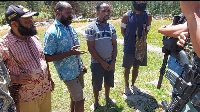 KKB Papua Lecehkan para Gadis di Beoga, Pendeta di Julukoma: Kampung Kami Sudah Hitam karena Mereka