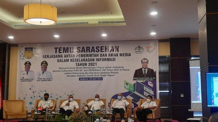 2.725 Atlet Berpartisipasi di Peparnas XVI Papua, akan Berpusat di Jayapura