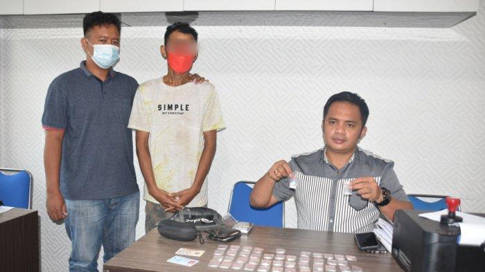Polisi Tangkap Pengedar Narkoba di Kota Jayapura, Sita Barang Bukti 47 Paket Sabu