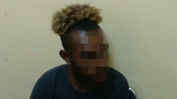 Pria yang Terekam Video hingga Viral di Taman Imbi Kota Jayapura, Tertangkap