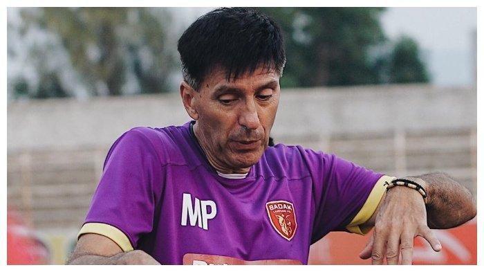 Milan Petrovic Kecewa Berat Pasca-Kekalahan Badak Lampung FC saat Jamu Persipura Jayapura