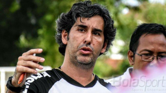 Pelatih Bali United: Kita Butuh Tim seperti Persipura Jayapura di Piala Menpora