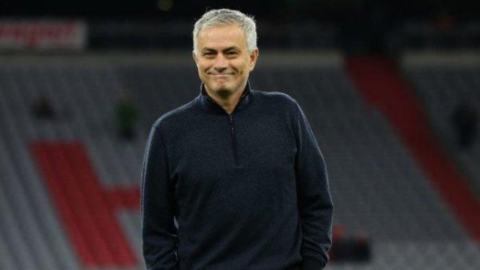 Final EURO 2020 Timnas Italia Vs Inggris, Jose Mourinho: Saya Ingin Harry Kane Mengambil Trofi