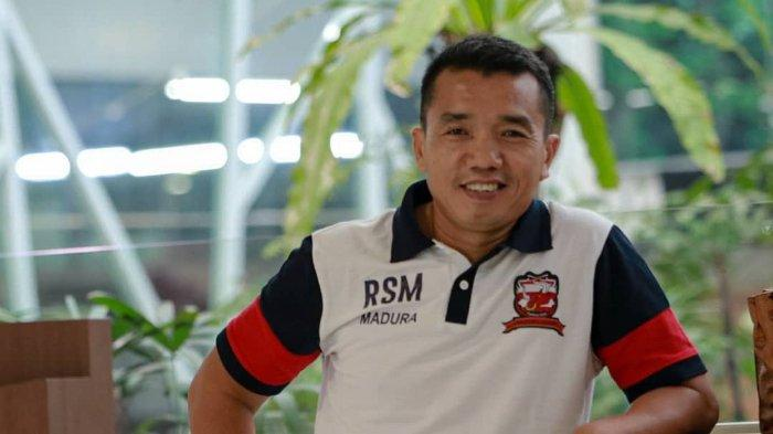 Tanggapi Tren Positif Persipura, Pelatih Madura United: Kami Tak Peduli, Kami Ingin Menang