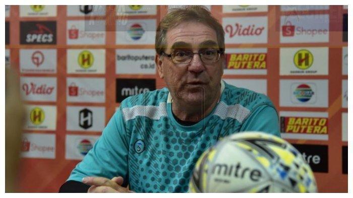 Jelang Laga Persib Bandung Vs Borneo FC, Ini Janji Robert Alberts