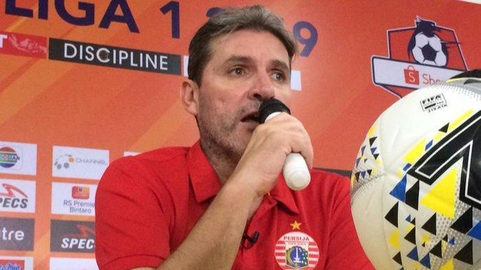 6 Kandidat yang Berpeluang Jadi Pelatih Baru Persija, Ada Nama Mantan Juru Racik Persipura