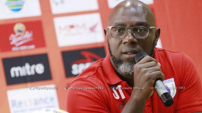 Jacksen F Tiago Yakin Mental Skuad Persipura Jayapura Luar Biasa