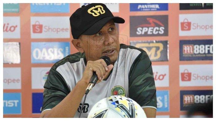 Raih Juara Pertama Kali Bersama Persipura Jadi Momen Paling Berkesan Rahmad Darmawan sebagai Pelatih