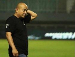 Ricuh di Menit 66, Pelatih Persita Tetap Berharap Kembali Jajal Persipura sebelum ke AFC dan Liga 1