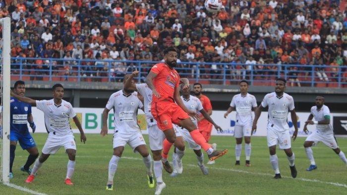 Kalah dari Borneo FC, Jacksen F Tiago Tetap Apresiasi Pemain Persipura Jayapura