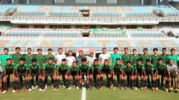 Live Streaming Timnas U-19 Indonesia Vs Timor Leste di RCTI, Hari Ini Pukul 19.00 WIB