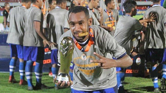 Target Pemain Baru Persib Berdarah Papua, Mengaku Belum Puas Meski Telah Masuk Skuad Maung Bandung